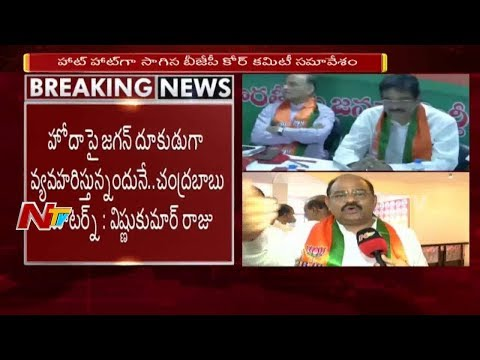 MLA Akula Satyanarayana Reacts to TDP & YSRCP Party Comments Over AP Special Status    NTV