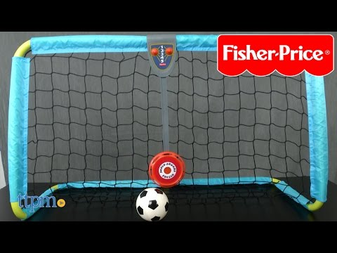 Grow To Pro Super Sounds Soccer From Fisher-Price