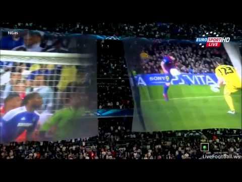 UEFA Champions League 2013 Intro