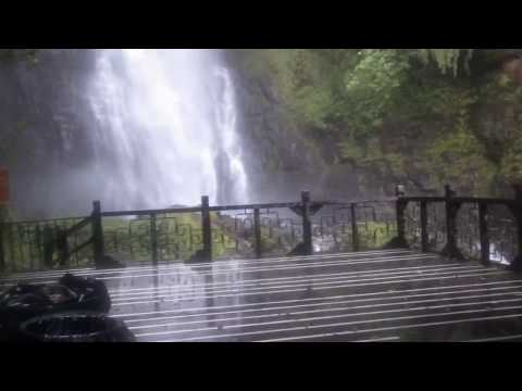 Travel in Taiwan 161009: Wufengchi waterfalls (五峰旗瀑布)