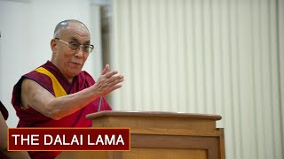 Delhi University 2010 - Ethics for the New Millennium - the Dalai Lama