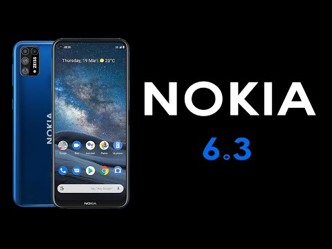 Nokia 6.3 (2020) Official Video | Nokia's Upcoming Budget Flagship Phone | Best Phone For Gaming