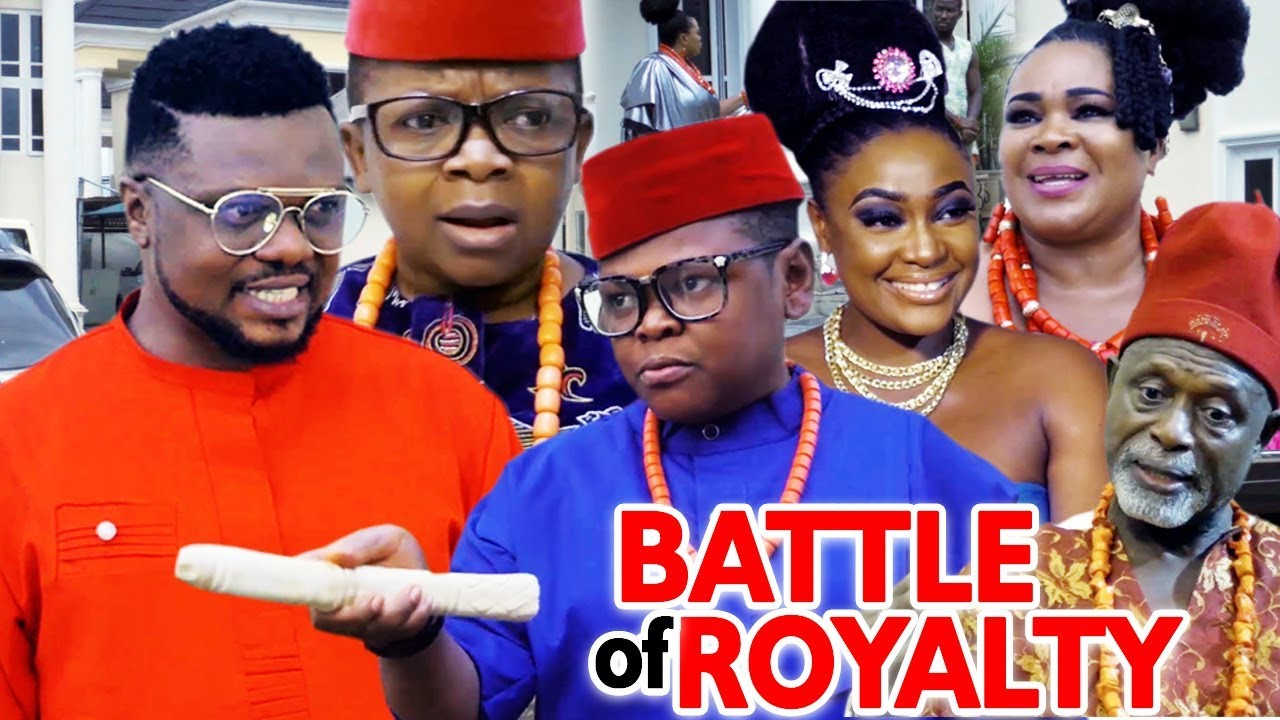 Download New Hit Movie BATTLE OF ROYALTY Osita Iheme/Ken Erics/Chinedu Ikedieze - 2019 Latest Nollywood Movie