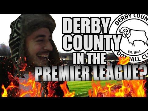 Derby Fans On Promotion Chances