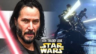 4th Star Wars Trilogy Leak Is Shocking! (Star Wars Explained) Mike Zeroh