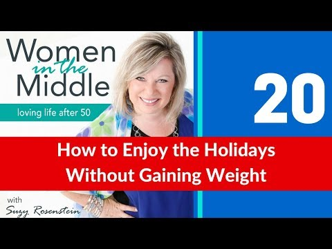 Ep #20: How to Enjoy the Holidays Without Gaining Weight