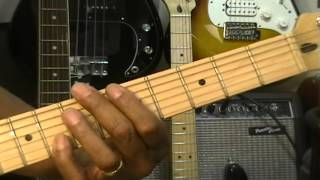 "How To Play ""The Theme From Shaft"" Isaac Hayes Skip Pitts On Guitar Funk FunkGuitarGuru"