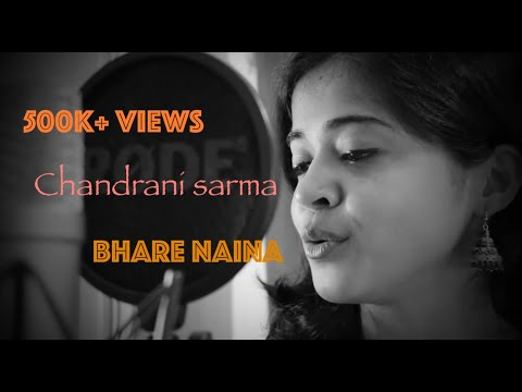 Bhare Naina | Nandini Srikar | Ra One | Cover by Chandrani Sarma