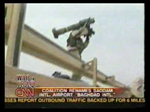 Operation Iraqi Freedom: 3rd ID FGM-148 Javelin Combat Shoot
