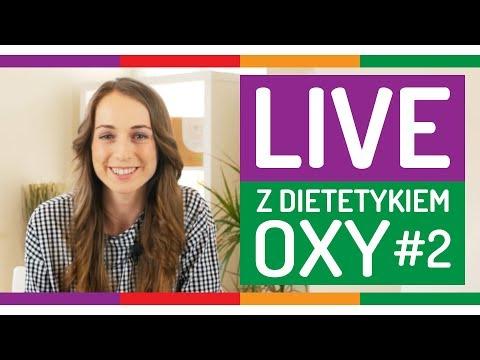 Live z dietetykiem OXY