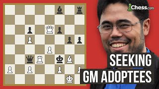 Nakamura's Knockouts: Adopting GMs in Blitz Chess