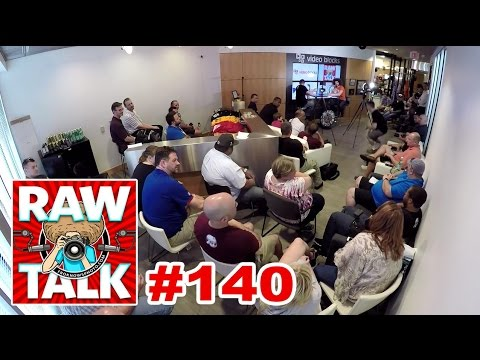 Turning down $100k to chase a dream: RAWtalk 140 LIVE from VideoBlocks HQ