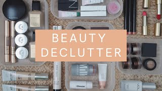 My 2020 Annual Beauty Declutter of EVERYTHING I Own | The Anna Edit thumbnail