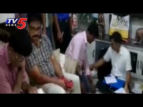 ACB Continues Raids in Jailed Deputy Project Director Suresh Houses | TV5 News