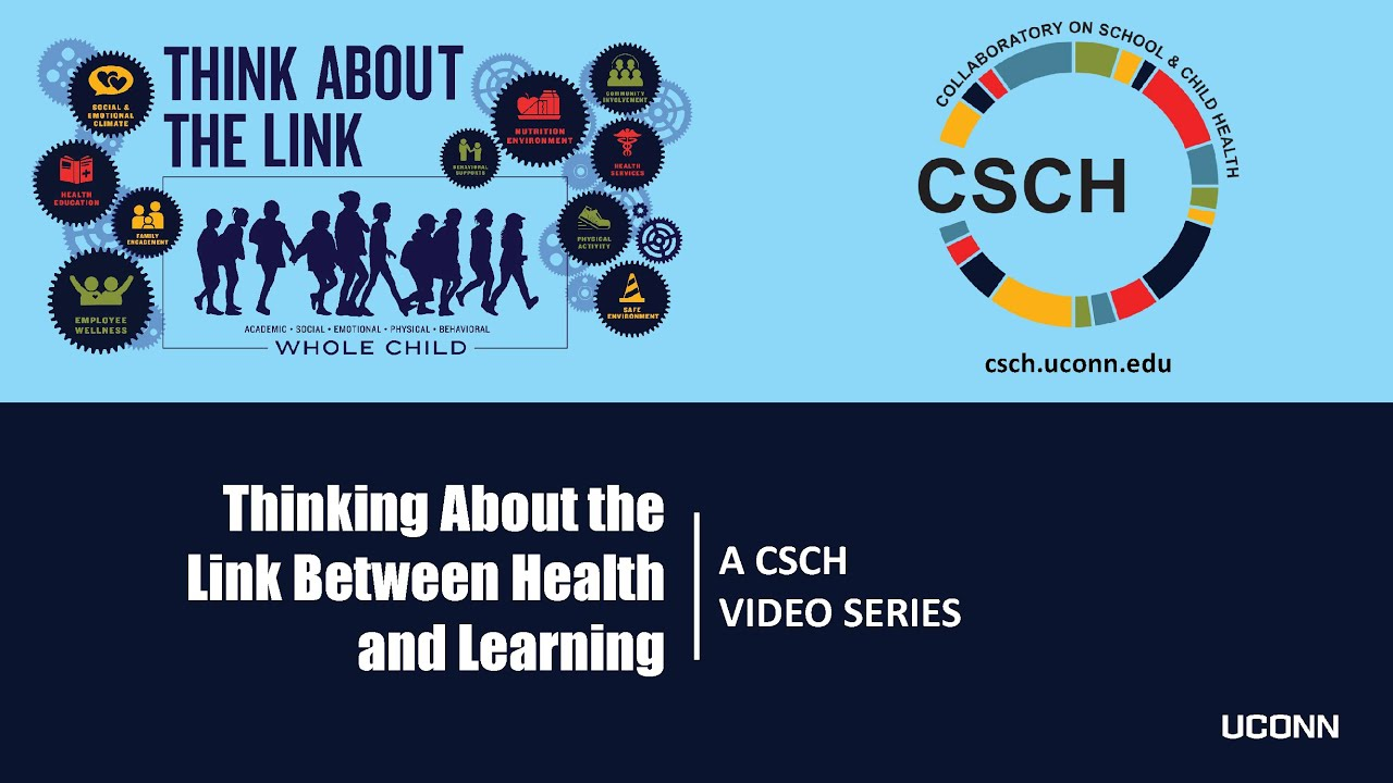 The Link Between Learning And Child >> Wscc Video Modules Collaboratory On School And Child Health
