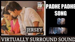 padhe-padhe-song-8d-jersey-movie-nani-shraddha-srinath