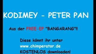 Kodimey - Peter Pan [Bangarang EP]