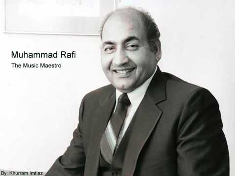 Baar baar din yeh aaye happy birthday to you Muhammad-Rafi
