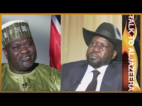 Salva Kiir and Riek Machar: South Sudan's shaky peace - Talk to Al Jazeera