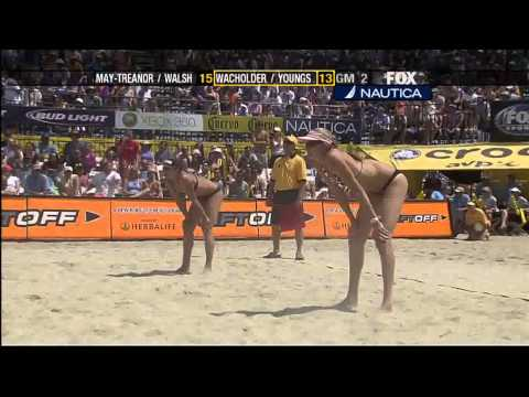 2006 AVP Santa Barbara Women's final