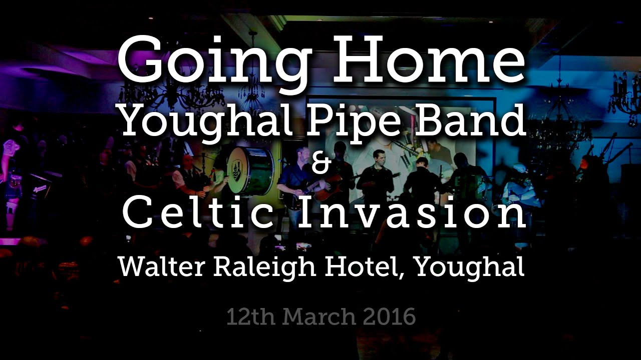 Youghal Pipe Band Video 3