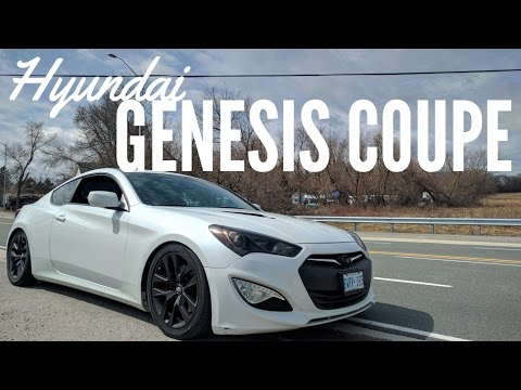 Hyundai Genesis 2.0T Review Coupe