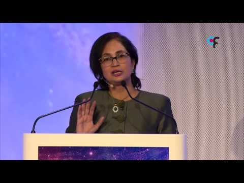 Padmasree Warrior discusses the future of technology at the Champalimaud Centre for the Unknown