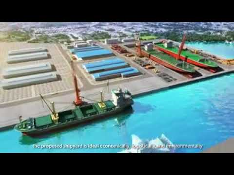 The La Brea Dry-Docking Facility Explainer Video