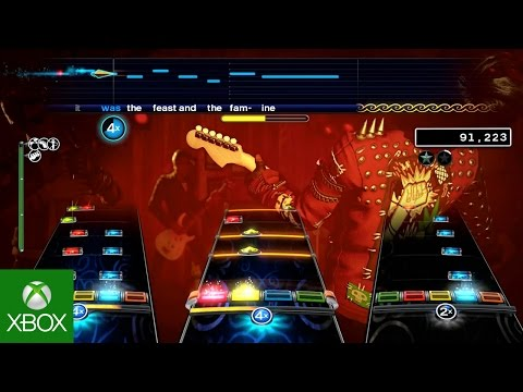 Rock Band 4: New Songs Revealed