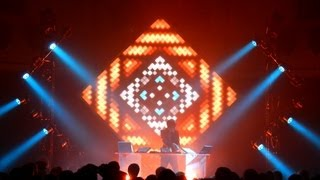 Madeon live at Paradiso 04-12-2012 Alphabeat DJ, Zedd : Spectrum (A-Trak & ClockWork remix)