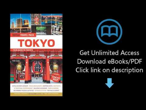 Tokyo Tuttle Travel Pack: Your Guide to Tokyo's Best Sights for Every Budget (Travel Guide & Map)