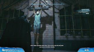 Batman: Arkham Knight - The Perfect Crime Side Mission Walkthrough (Mutilated Body Locations)