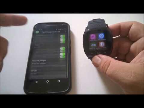 ac4a8c8f45a Review do Smartwatch M26. Um relógio inteligente