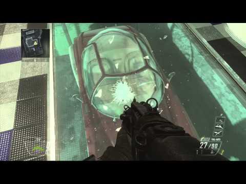 Call Of Duty Black Ops 2 NukeTown 2025 Easter Egg!
