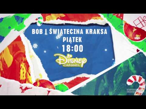 Disney Channel HD Poland Christmas Advert 2016