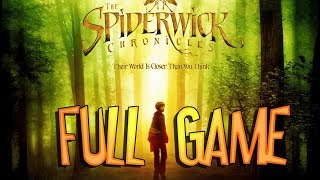 The Spiderwick Chronicles Walkthrough FULL GAME Longplay (PS2, Wii, Xbox 360, PC)