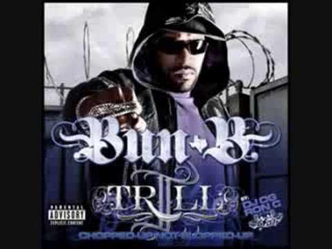 Bun B II Trill [Chopped & Screwed] Angel in the Sky DJ OG RON C