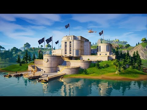 EVERY HIDEOUT, SAFE HOUSE AND VAULT IN FORTNITE