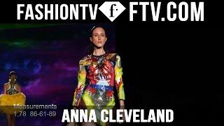 Model Talks S/S 16 - Anna Cleveland | FashionTV