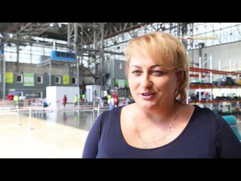 В аэропорту Домодедово прошла бизнес-игра для студентов –авиаторов  | канал Просвещение