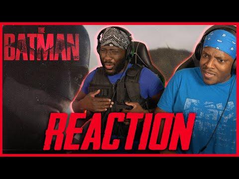 THE BATMAN – Main Trailer Reaction