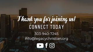 2020.08.09 Sunday Bible Study