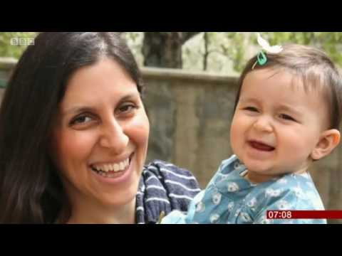 UK Iranian mother Nazanin Zaghari Ratcliffe charity worker jailed for five years in Iran by secret c