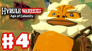 Daruk, the Goron Hero! - Hyrule Warriors: Age of Calamity - Gameplay Walkthrough Part 4