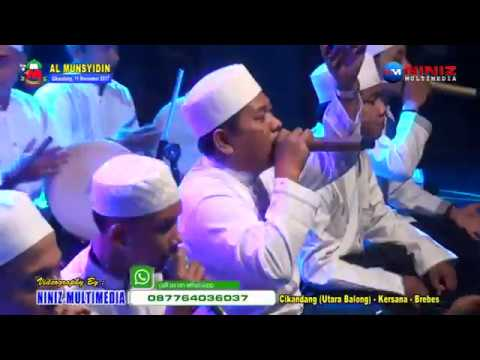 Al Munsyidin - Cikandang Bersholawat (Pepalih Ki Ageng Selo, Yalal Wathon, Mars Banser)