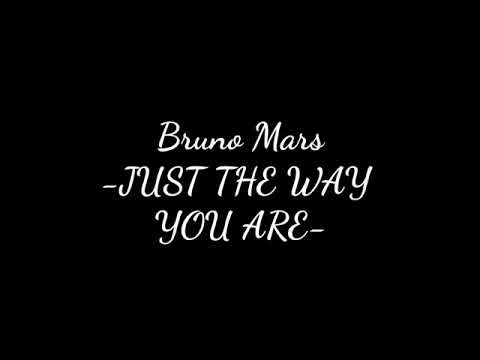 bruno-mars---just-the-way-you-are--(lirik)