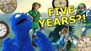 Zelda's Depressing Release Schedule (And How to Fix It)