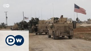 More US ground troops in Syria   DW News