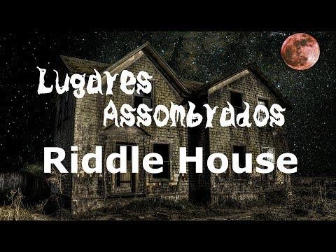 Riddle House - Casa Mal Assombrada