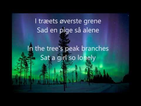 Valravn - Lysabild Lyrics with English translation